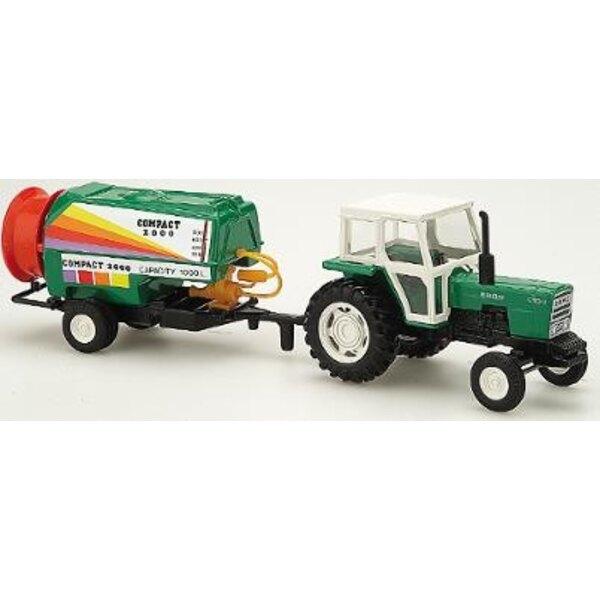 tracteur avec pulveris. 260mm