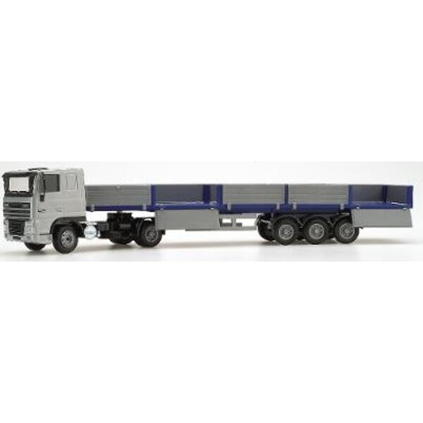 Daf 95Xf Tractor Trailer low cab 1:50