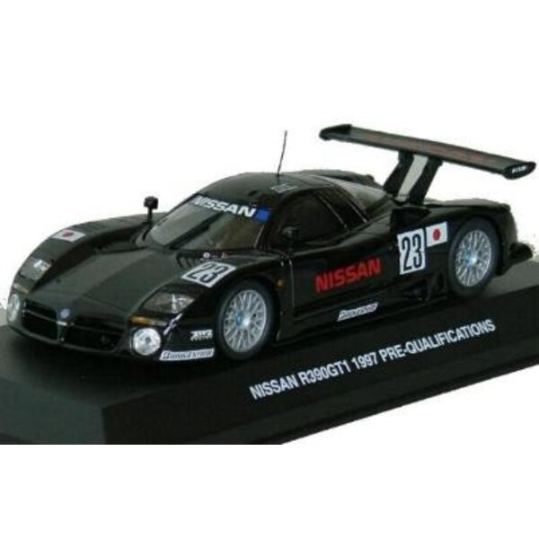 nissan r390gt1 97 lm 23 pq 1/43