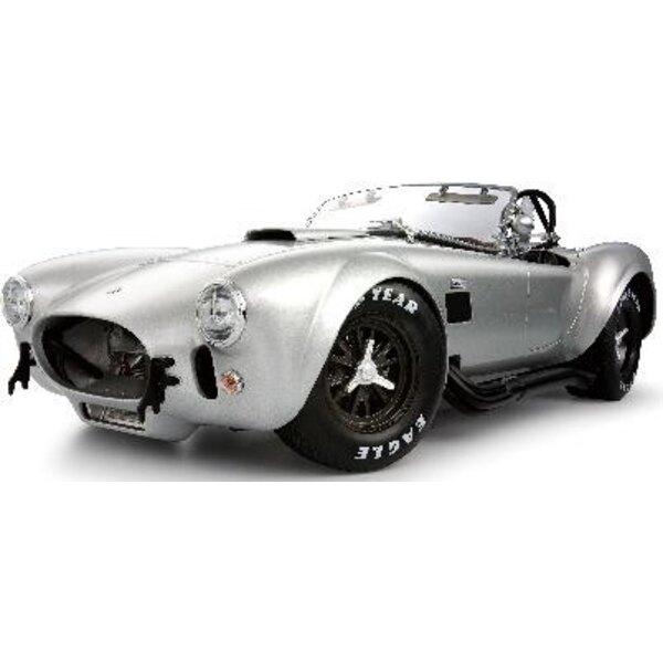 shelby cobra 427sc silver 1/12