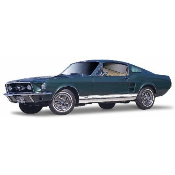 Ford Mustang Fast Back 1:18