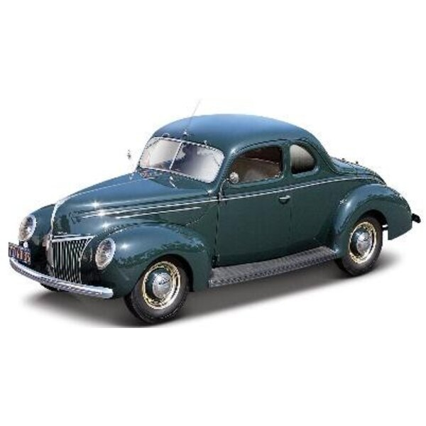 ford deluxe coupe 1/18