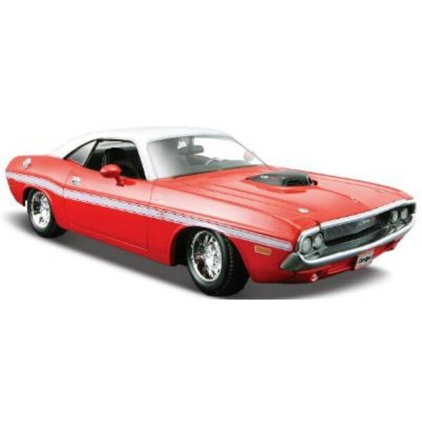 dodge challenger r/t coupe 1/24