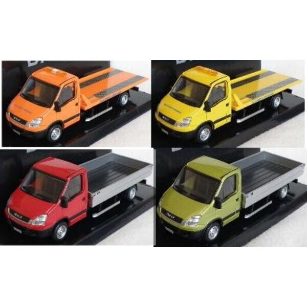 iveco daily x 12 1/43