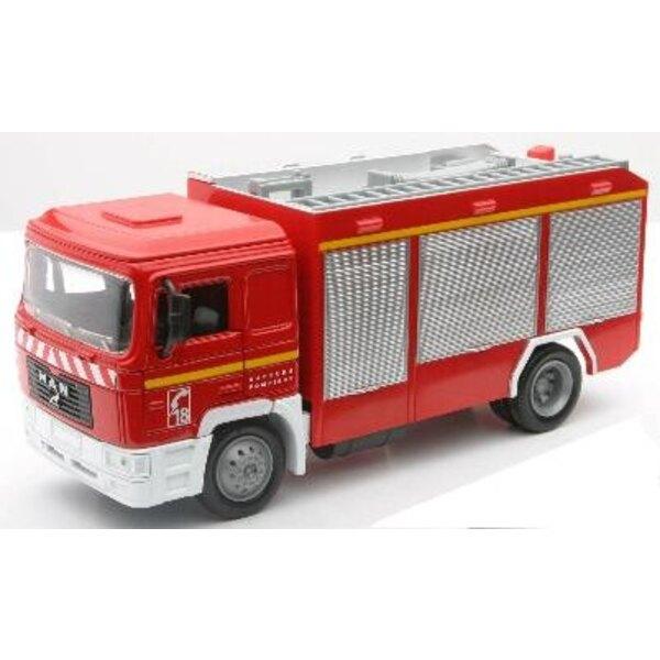 camion pompier man 1esecou 1/43