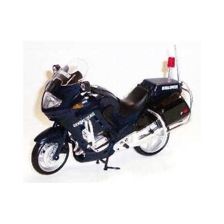 Moto BMW de la gendarmerie