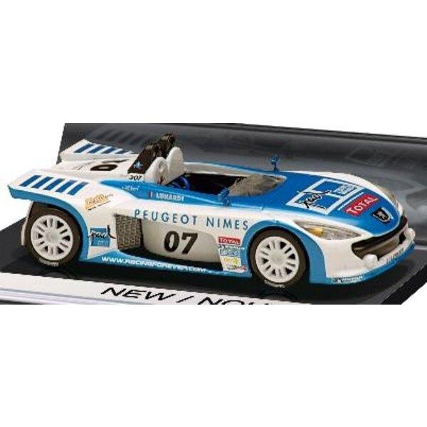 207 spider 2007 racing 1/43