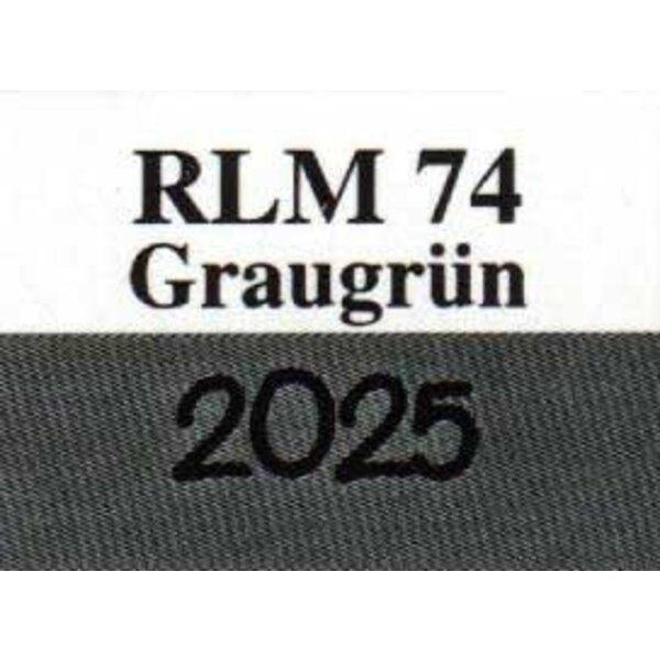 green grey RLM 74 0.57 floz