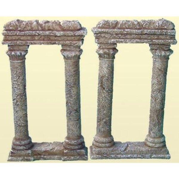 colonnes en ruine x 2 28mm