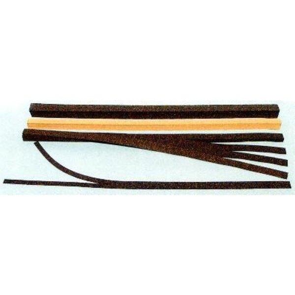 bandes en liege noir 3.6m z