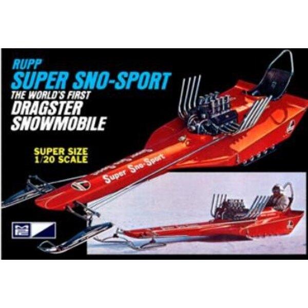 super sno-sport snowmobile/20
