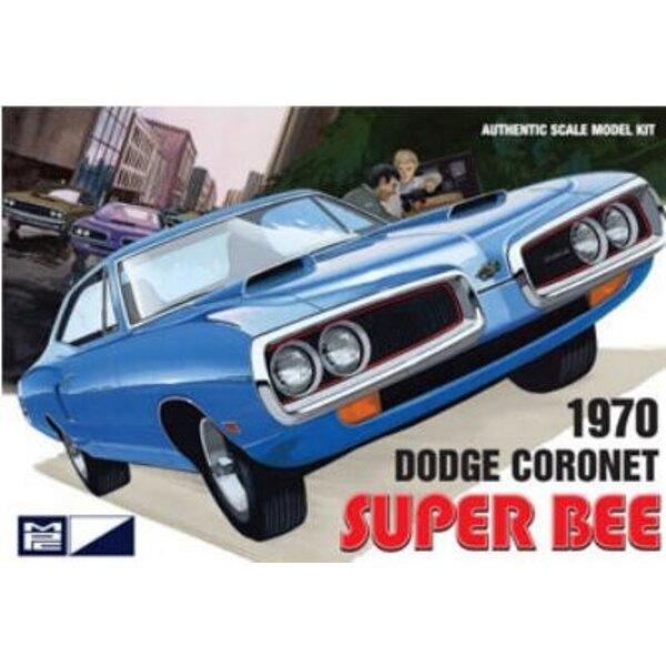 dodge super bee 1970 1/25