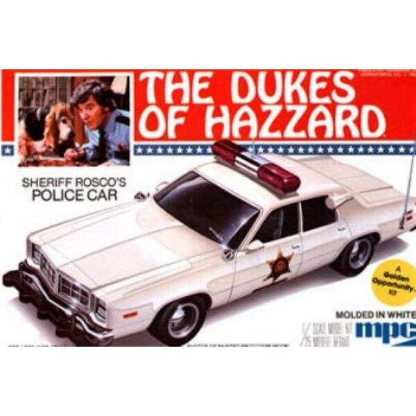 dodge roscoe monaco police 1/25