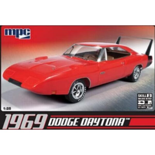 dodge daytona 1969 1/25