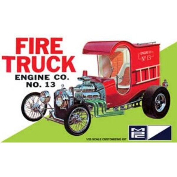 fire truck 1968 1/25