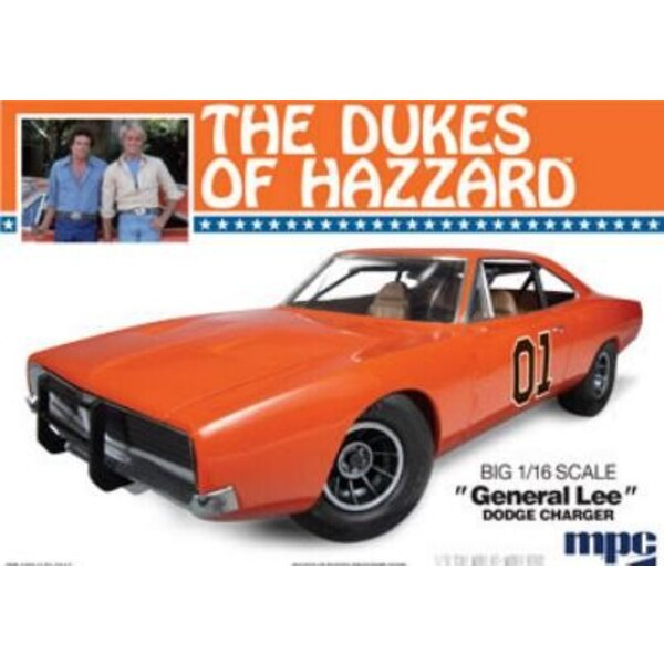 Dukes General Lee Charger 1:16