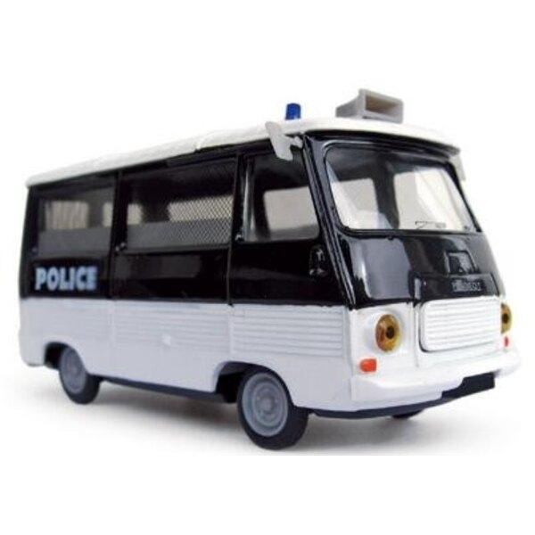 j7 vitre 1968 x4 police 1/87