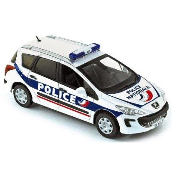308 break 2009 police nat 1/43