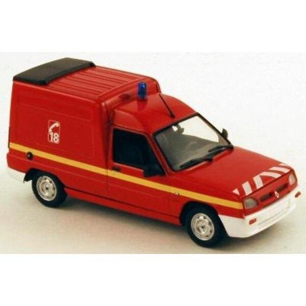 renault express pompier 95 1/43