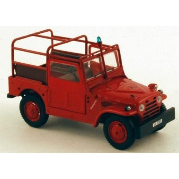 Fiat Campagnola Firefighter.59 1:43