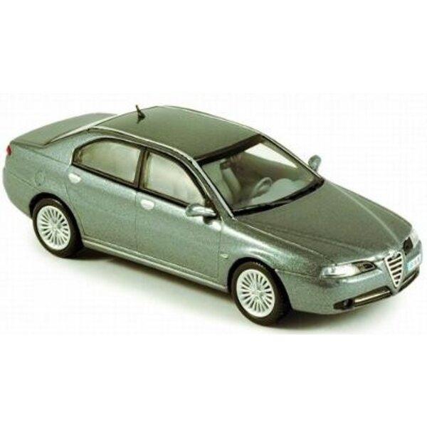 Alfa 166 Restyl.2003 Grey. 1:43