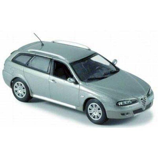 Alfa Crosswagon Q4 Grey Cl 1:43