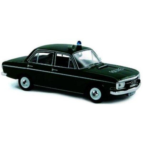 Audi 72 4Port.Police 1965 1:43