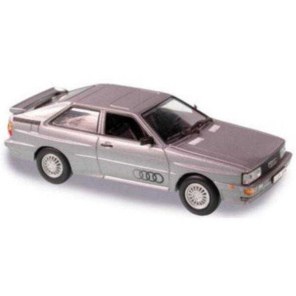 Audi Quattro Silver 1986 1:43