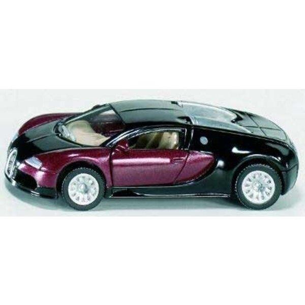 bugatti eb 16.4 veyron 1/64