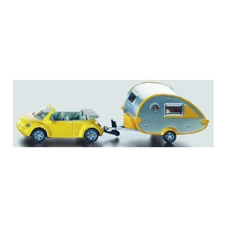 voiture et caravane 1/87