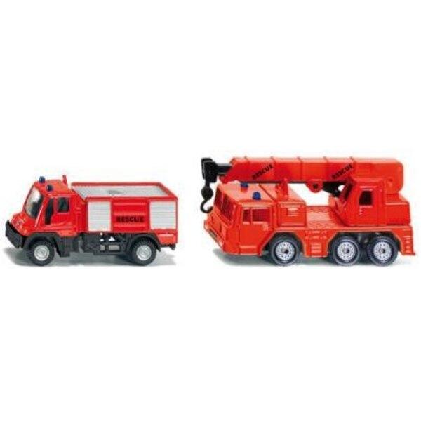 set pompiers