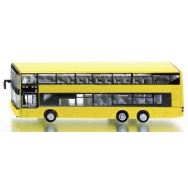 man bus urbain a 2 ponts 1/87