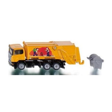 camion poubelle 1/87