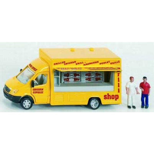 camion magasin 1/50