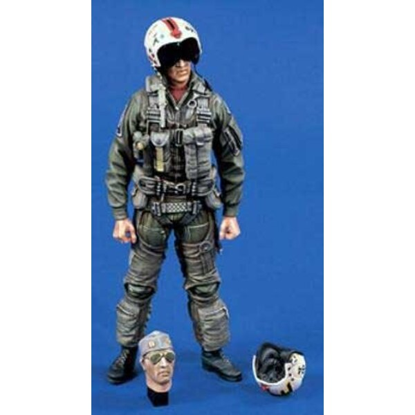 pilote top gun temp.desert 120mm