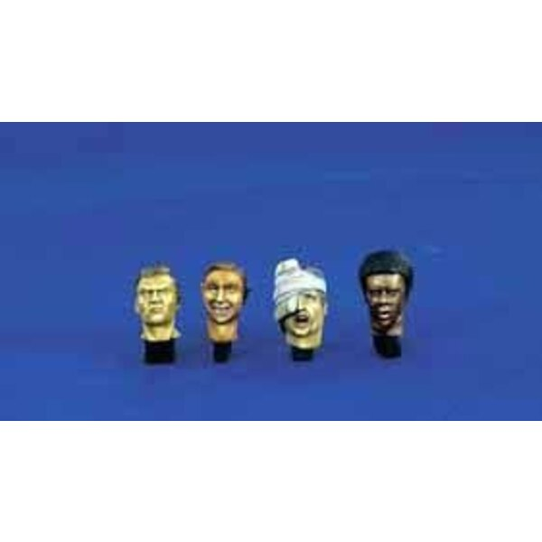 Assorted Heads N.3 120mm