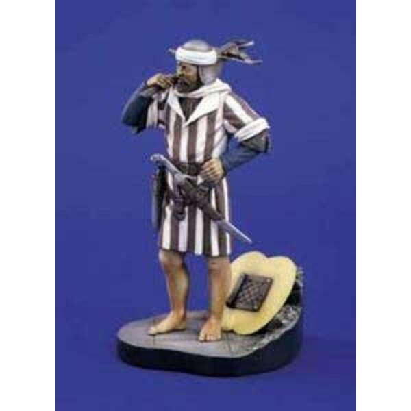 Crusader Crossbowman 16Th Century 120mm