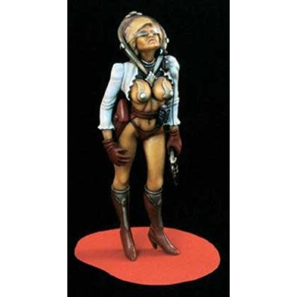 Woman of Outer Space 120mm