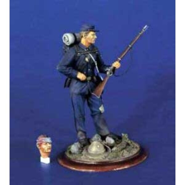 Union Infantry Corporal 120mm