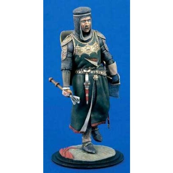 Knight After The Battle 120mm