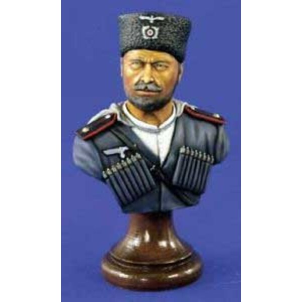 Bust of Cossack Cavalier 200mm