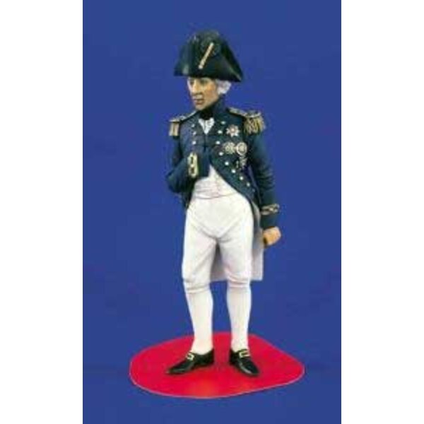 Vice Admiral Horatio Nelson 120mm