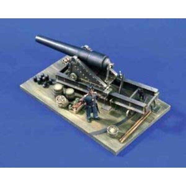 Parrott 100 Pounds Cannon 54mm