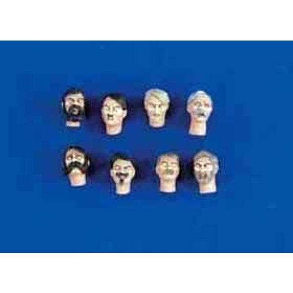 Character Heads 1:35