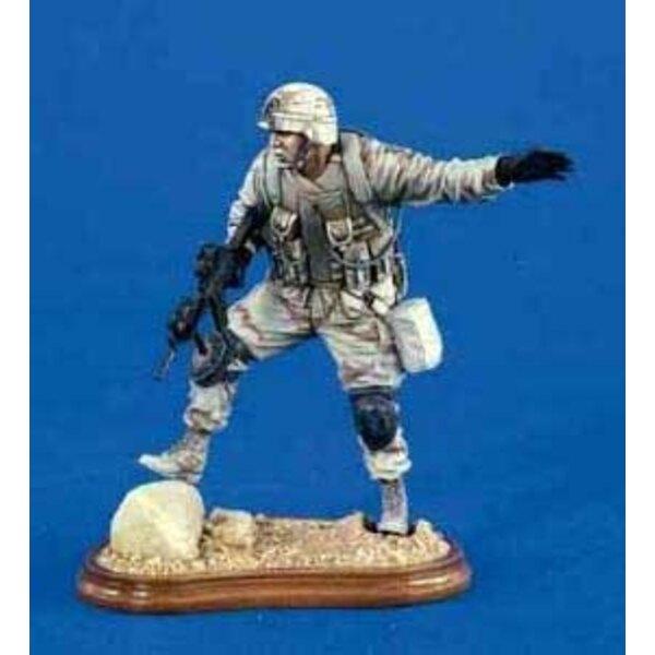 101 Airborne Irak 2003 120mm