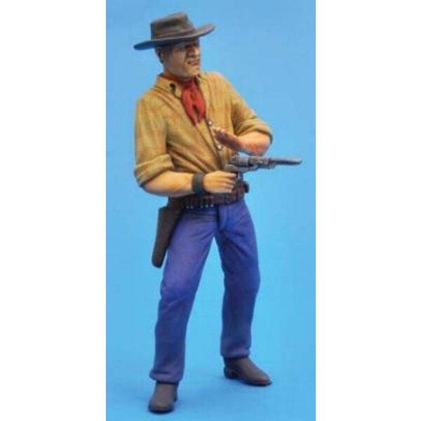Shooting Cowboy 120mm