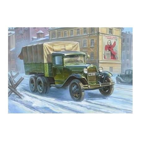 camion soviet.gaz aaa 1/35