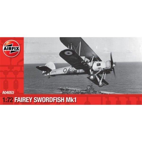Fairey Swordfish Nouveau moule