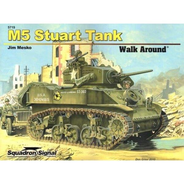 Livre M5/M5A1 Stuart