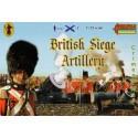 artillerie de siège britannique - guerre de crimée